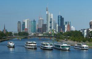 Flotte ©Frankfurter Personenschiffahrt Primus Linie