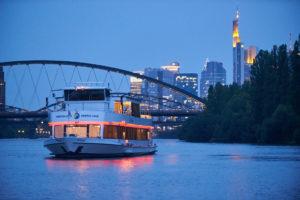 Wikinger Skyline ©Frankfurter Personenschiffahrt, Primus Linie