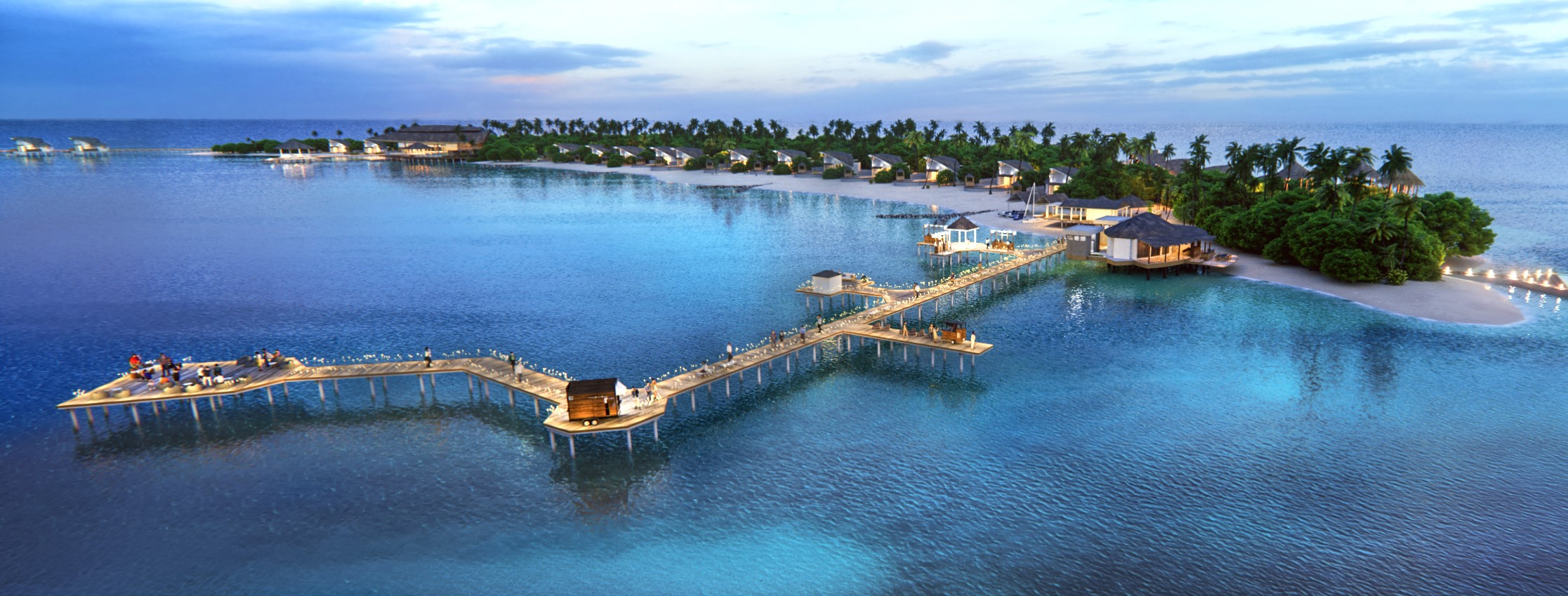 JW Marriott Maldives – Island South - Revised