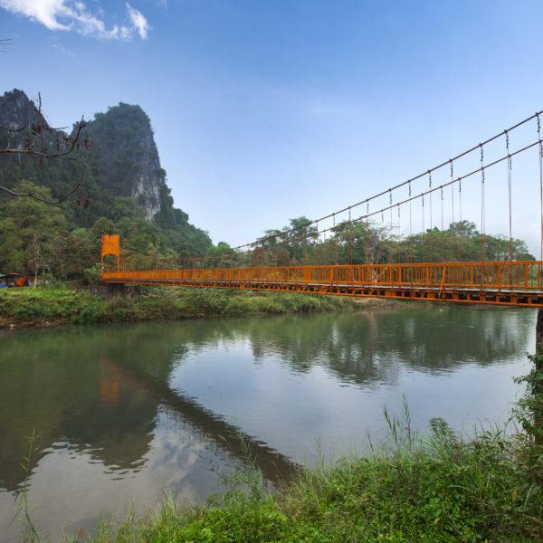 Amari Vang Vieng Laos Bridge