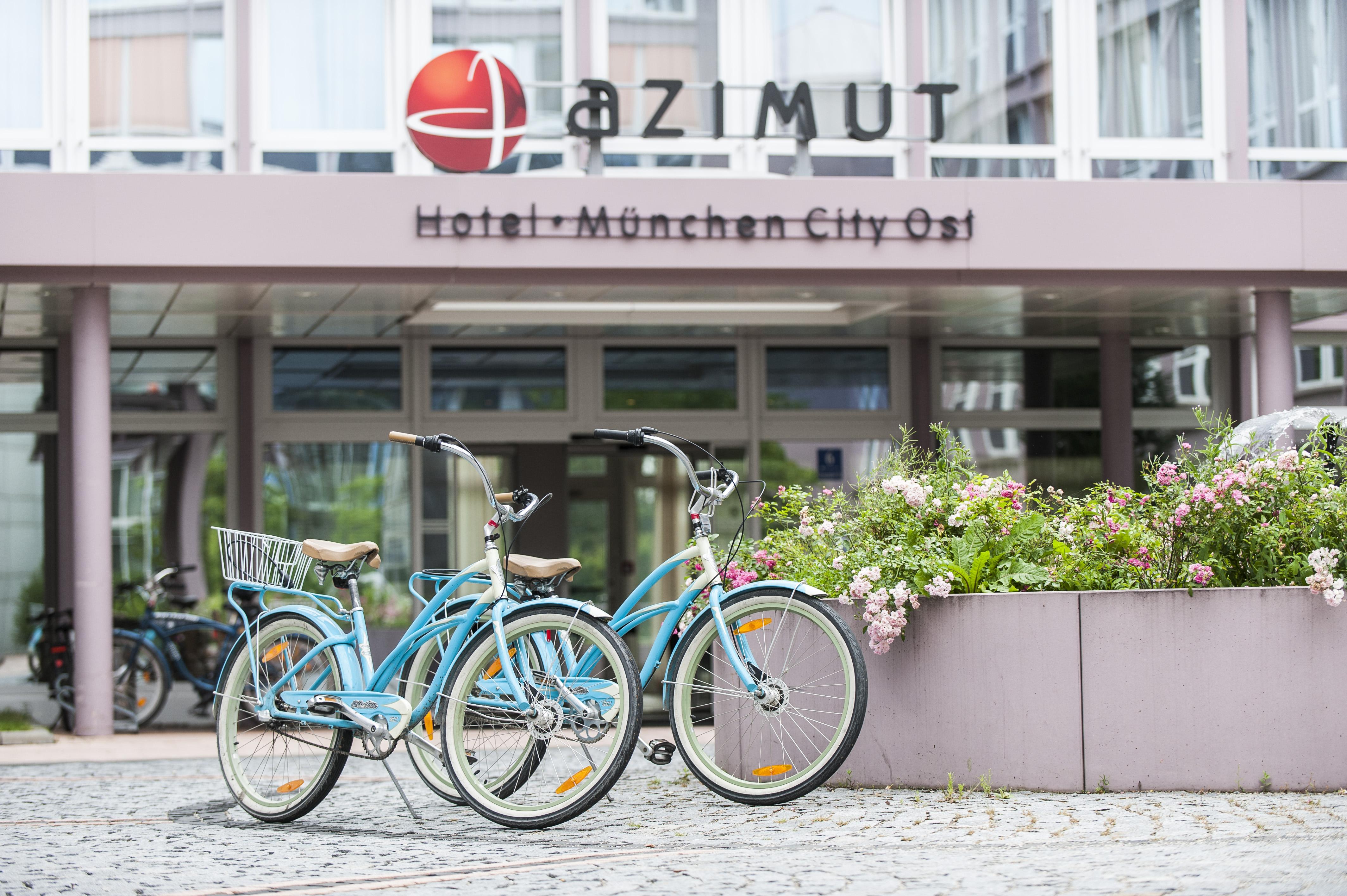 AZIMUT Hotel Munich_Städtereise