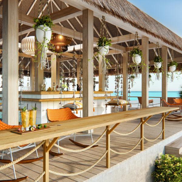 KoBaar at JW Marriott Maldives Resort & Spa
