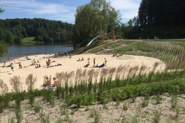 Strandbad Twistesee in Hessen ©Touristik-Service Bad Arolsen