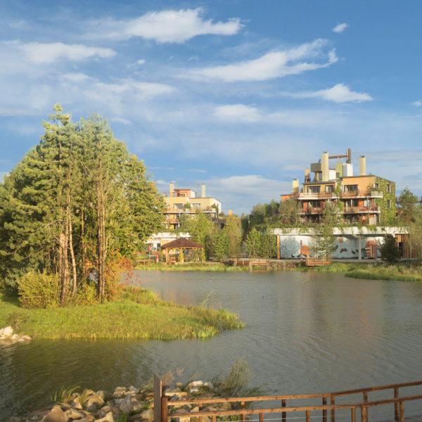 Villages Nature_Lakeside Promenade