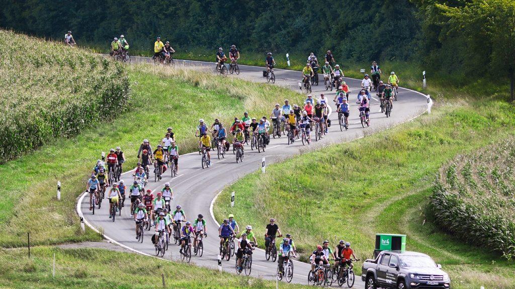 © hr/Jens Naumann, hr4-Radtour Mit dem Fahrrad Hessen erkunden