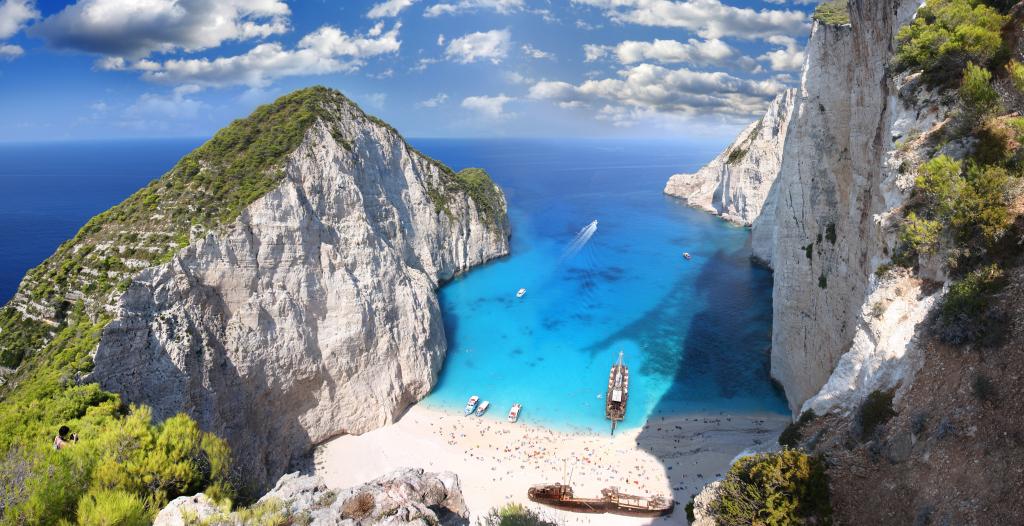 Regent Seven Seas Cruises mit Destination im Mittelmeer, Zykanthos Ionische Inseln