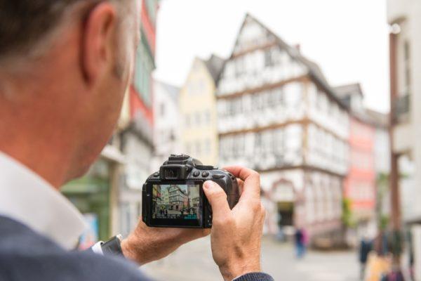 Hessens Städte überraschen: Wetzlar bietet viele schöne Fotomotive ©Dominik Ketz