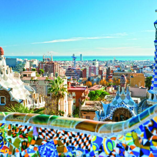 Barcelona mit Seven Seas Mariner von Regent Seven Seas Cruises