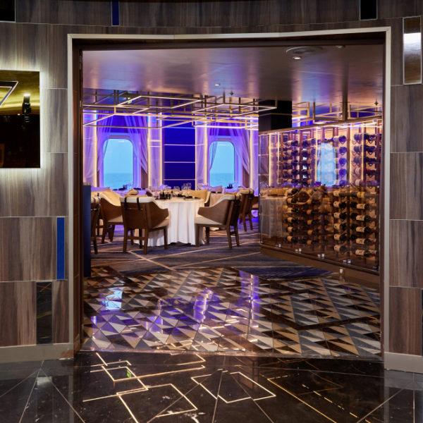 Prime 7 Restaurant auf Seven Seas Mariner von Regent Seven Seas Cruises