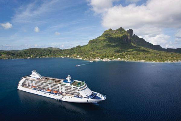 Luxuskreuzfahrt mit Seven Seas Voyager, Tahiti