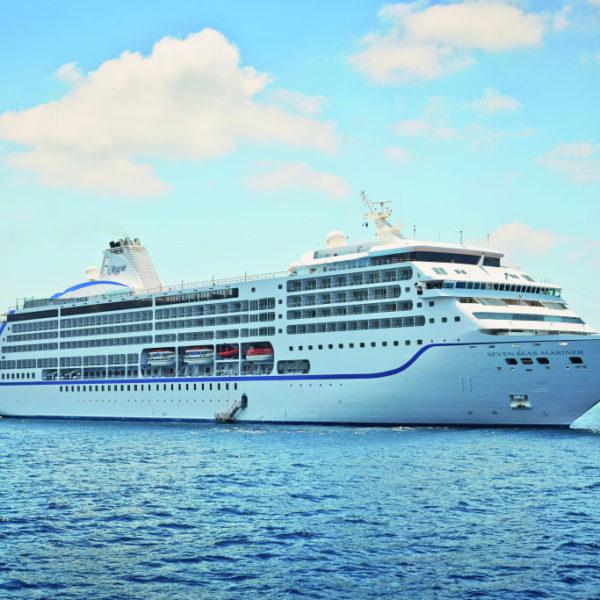 Seven Seas Mariner von Regent Seven Seas Cruises