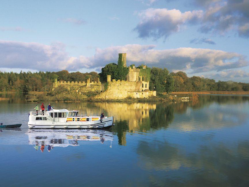 Pénichette in Irland (Locaboat Holidays x Carrickcraft)