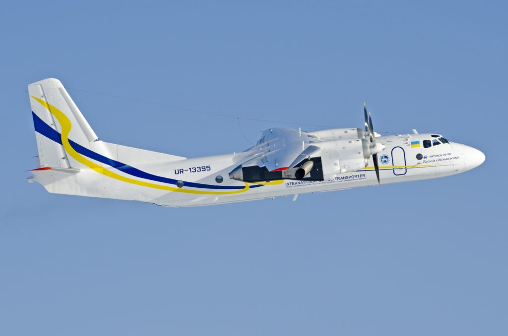 Antonov An-26 ©Air Partner
