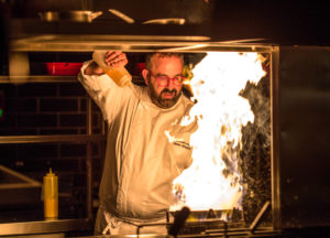 Executive Chef Zinonas Christofidis im Abaton Island Resort & Spa