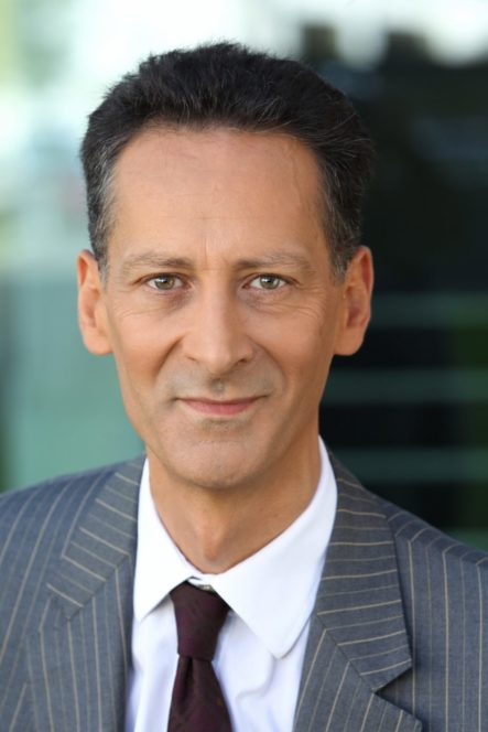Pascal Ferracci, Geschäftsführer von Center Parcs Europe