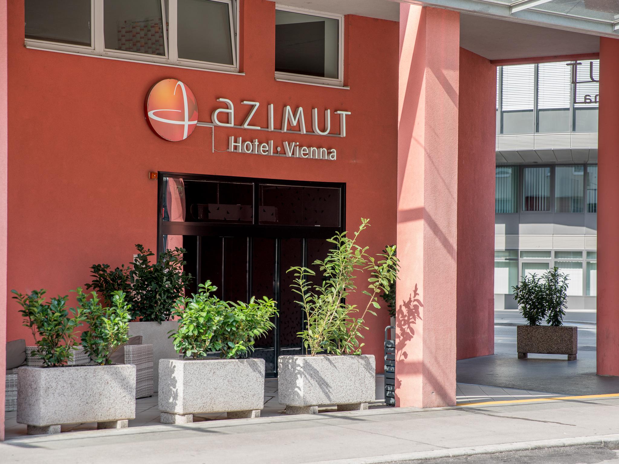AZIMUT Hotel Vienna ©AZIMUT
