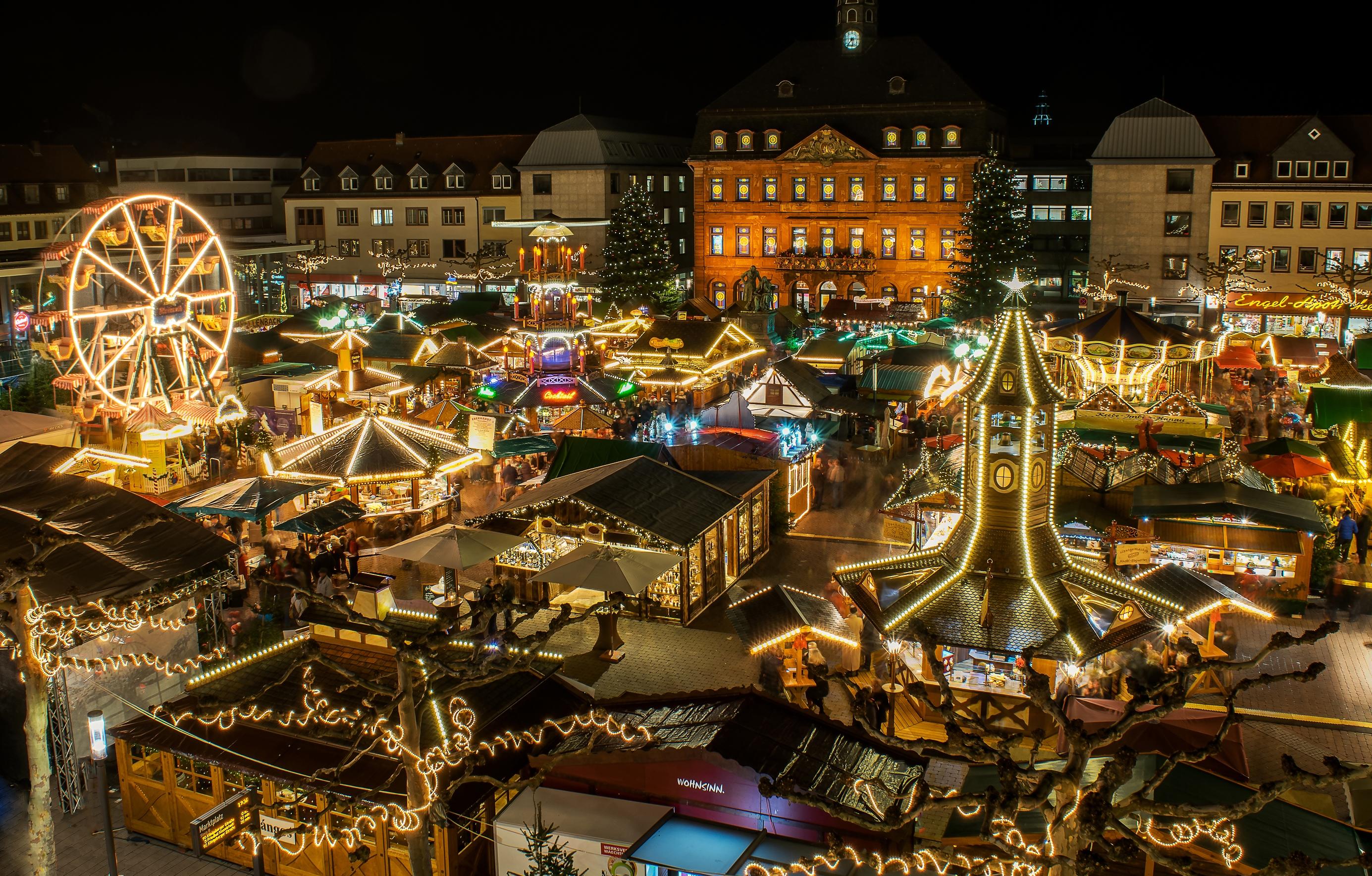 Hessen Weihnachtsmarkt