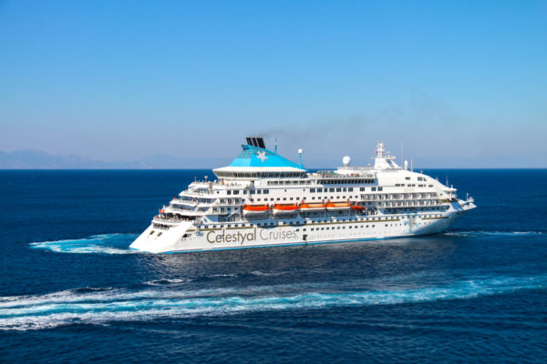 Celestyal Crystal von Celestyal Cruises