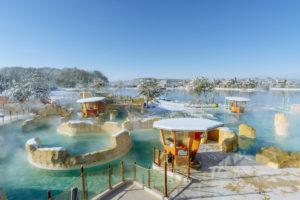 Winterparadies: Villages Nature Paris weckt Vorfreude auf Weihnachten und Neujahr