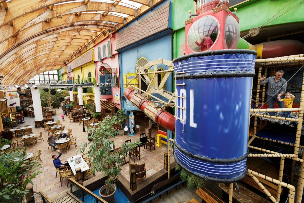 Center Parcs Park Nordseeküste nach dreiwöchiger Renovierungsphase wieder geöffnet