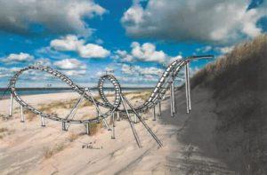 Zeltplatz Residenz 2019 Siegerprojekt Lazy Loop