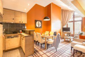 Geräumige Premium-Residenzen von Pierre et Vacances für entspannte Tage mit Freunden und Familie
