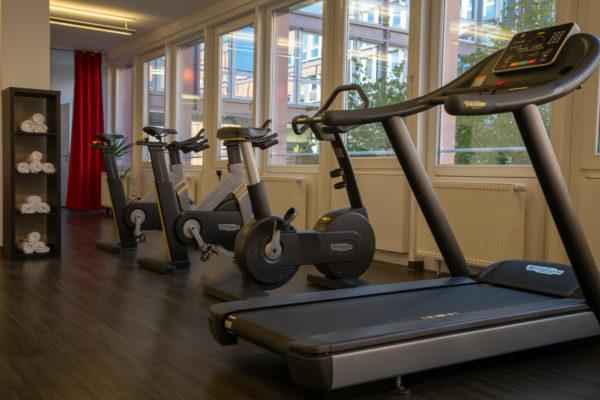 Fitness-Raum ©AZIMUT Hotels
