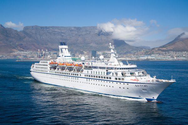Mit MS ASTOR rund um den Globus ©TransOcean Kreuzfahrten