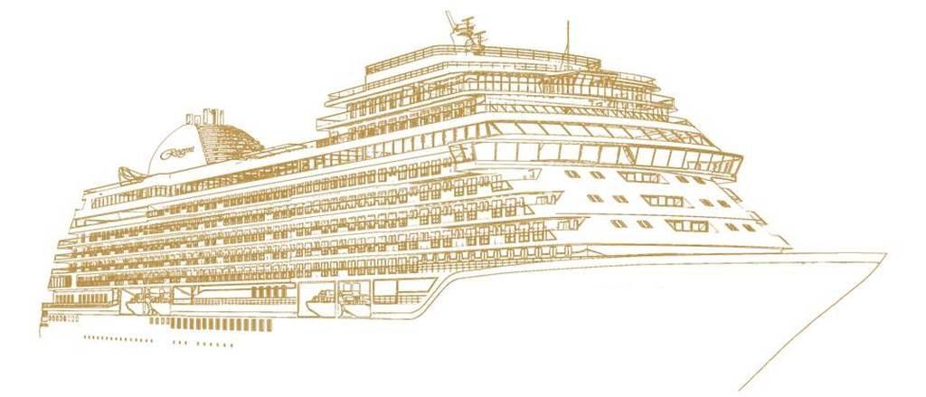 Neues Schiff von Regent Seven Seas Cruises
