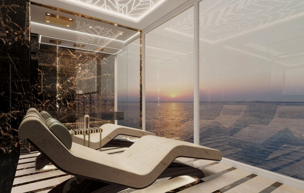 Regent Suite Spa an Bord der Seven Seas Splendor