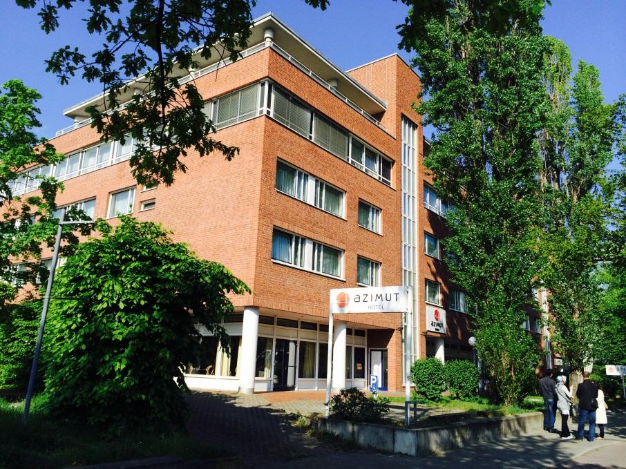 Mit AZIMUT Hotels Neukölln entdecken ©AZIMUT Hotels