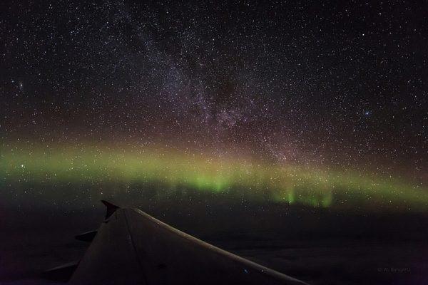Mit Air Partner auf den Spuren der Polarlichter ©Air Partner