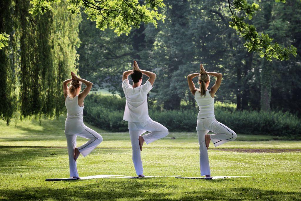 Kuren im Gräflicher Park Health & Balance Resort
