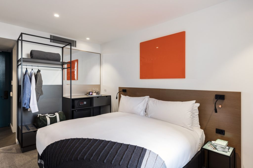 Citadines Connect Sydney Airport - Room interior