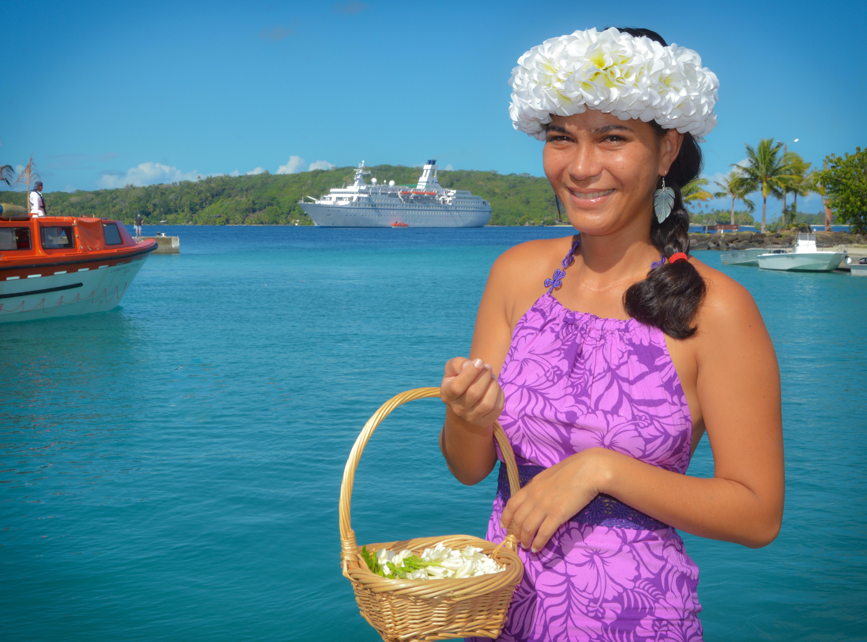 Mit TransOcean Kreuzfahrten dreimal auf Weltreise ©TransOcean Kreuzfahrten