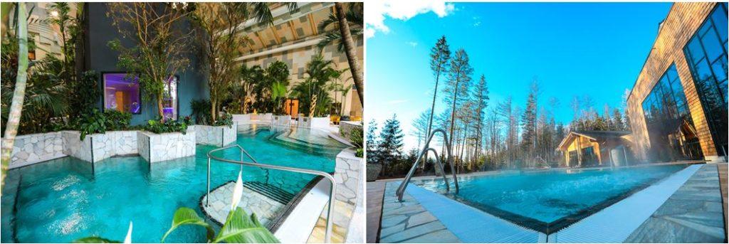 Exklusive Neueröffnung: Spa & Country Club im Center Parcs Park Allgäu