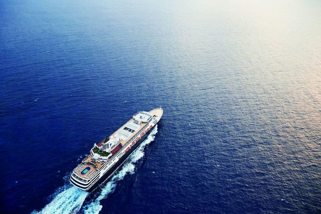Schiffsbesichtigungen der VASCO DA GAMA UND ASTOR ©TransOcean Kreuzfahrten