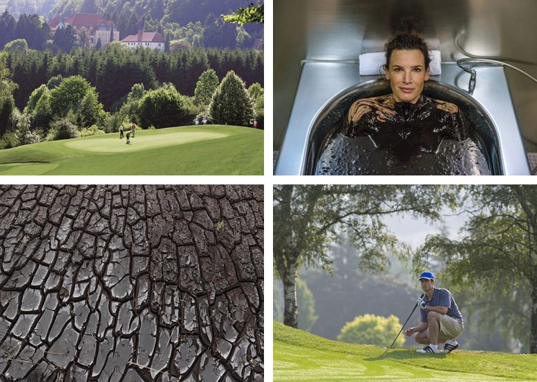 Golf und Entspannung im Gräflichen Park ©Gräflicher Park