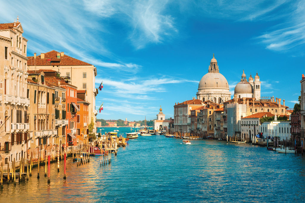 Adria Routen mit Celestyal Cruises: Venedig