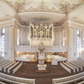 Saarbrücken_Ludwigskirche_innen_© QuattroPole, Fotograf YAPH
