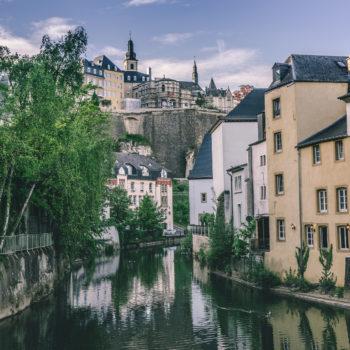 Luxembourg Grund © Frame & Work
