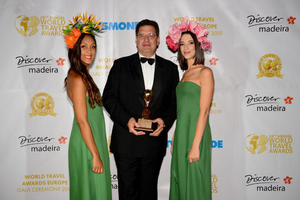 The Ascott Limited freut sich über sechs Auszeichnungen bei den World Travel Awards 2019