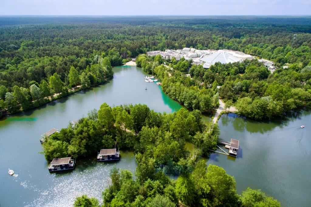 Center Parcs Bispinger Heide: Die Tropen in der Lüneburger Heide