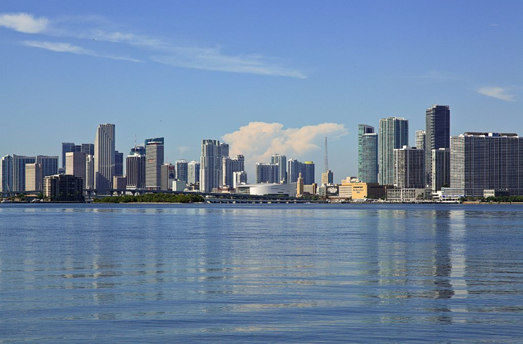 Rekordjahr für Miami: 16,5 Millionen Übernachtungen und 6,8 Millionen Tagesgäste im Jahr 2018