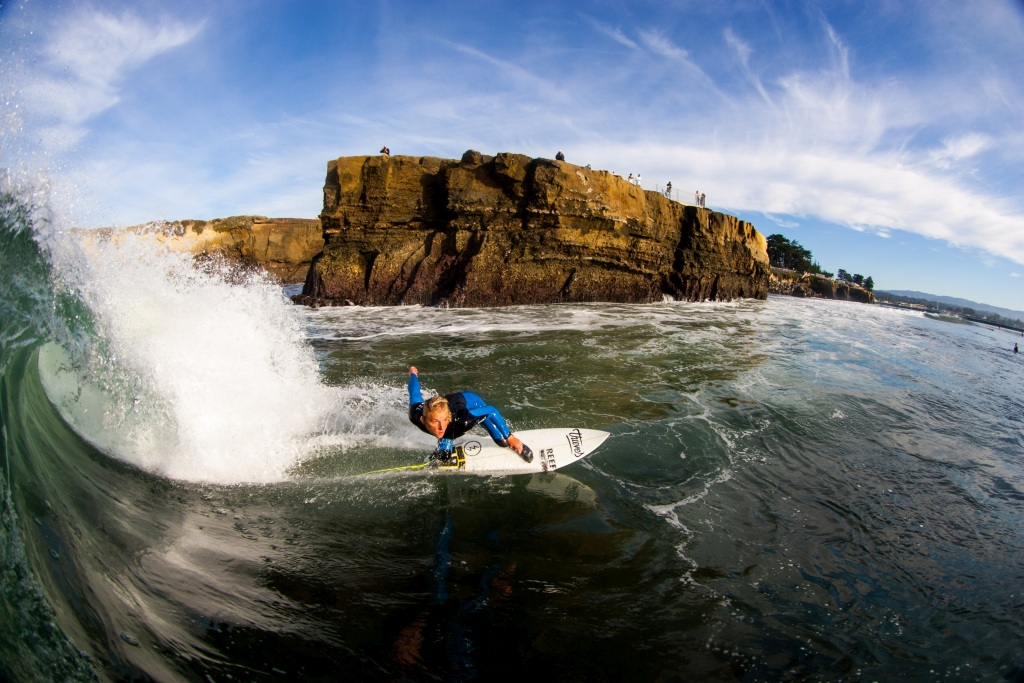 Surfen: Willie Eagleton - (C) Dave Nelson