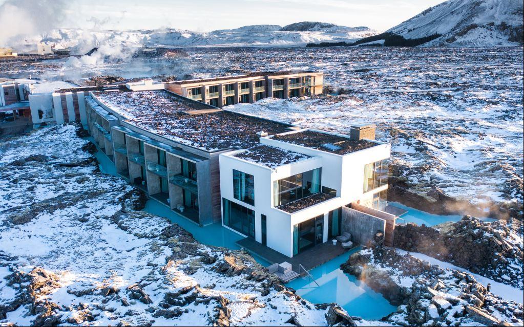 The Retreat At Blue Lagoon Iceland Die Verbindung Von