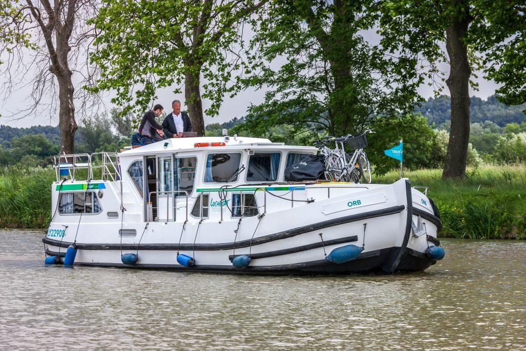 Abenteuer an Bord © Locaboat Holidays