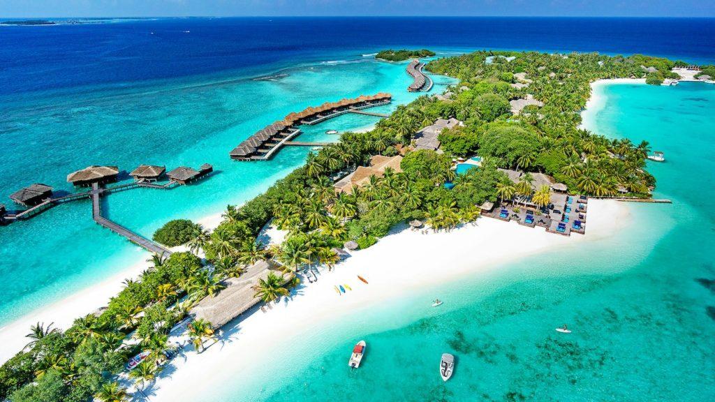 Sheraton Maldives Full Moon Resort Spa