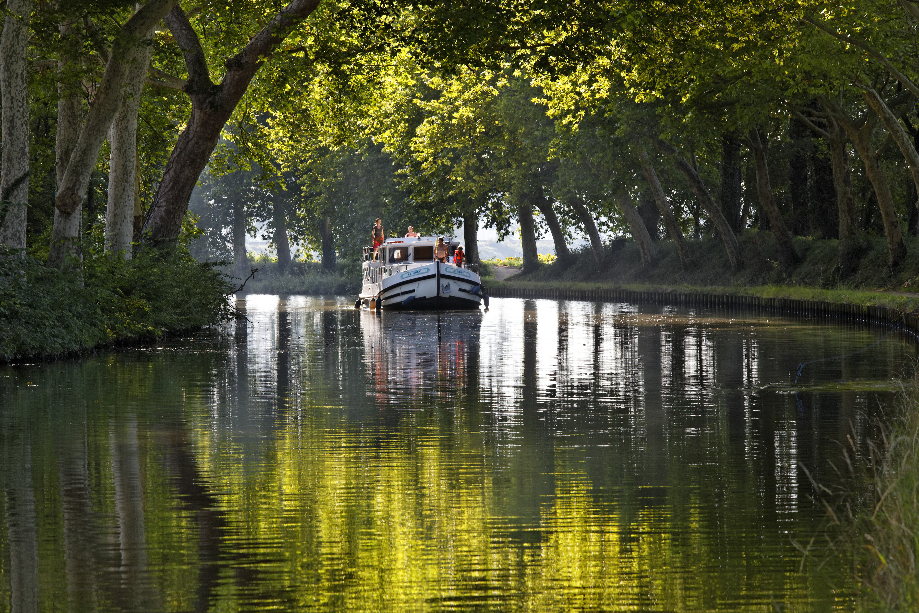 Canal du Midi - © Locaboat Holidays