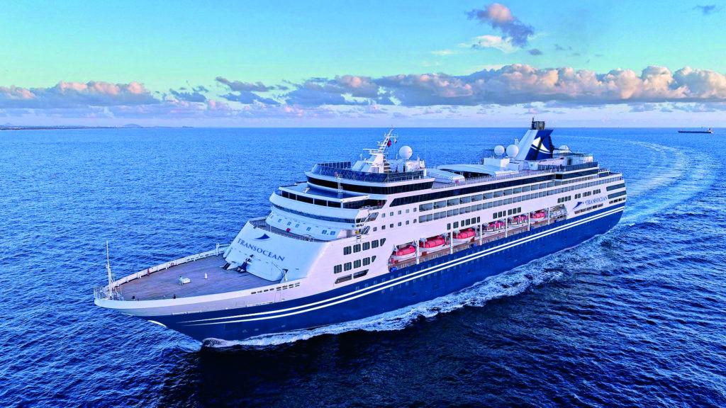 Zuwachs bei TransOcean © TransOcean Kreuzfahrten